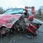 Weekend na drogach regionu: 1 osoba nie żyje, 6 rannych