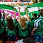PlusLiga siatkarzy: wygrana Akademików w Kielcach