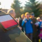 Zbigniew Tuszyński: wojsko kocha symbole narodowe
