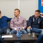 Piłkarze Stomilu po treningu w Radiu Olsztyn!