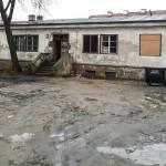 Socjalne mieszkania bez wody i ogrzewania