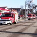 W Ostródzie pękł gazociąg, ewakuowano mieszkańców