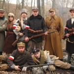 Młodzież z Mrągowa nakręciła film o Żołnierzach Wyklętych