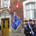 Uczczono pamięć kolejarzy, którzy przyjechali do Olsztyna