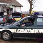 Klnąca celniczka w Gołdapi to fotomontaż?