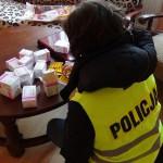 Policja zatrzymała handlarza psychotropami
