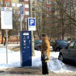 Parking przy szpitalu nadal płatny