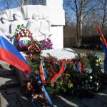 Umorzono sprawę znieważenia pomnika Czerniachowskiego