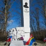 """Oburzenie Moskwy z powodu """"aktu wandalizmu"""" w Pieniężnie"""