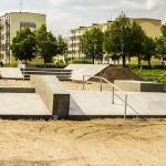 Młodzież krytykuje elbląski skatepark