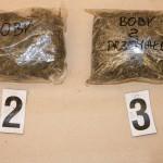 26-latek wiózł samochodem kilogram marihuany