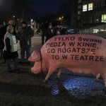 Olsztyński koncert Chóru Pustovalova poprzedziły protesty
