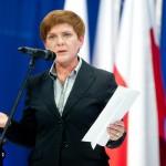 Beata Szydło: PiS ma nadmiar dobrych kandydatów
