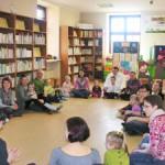 Czytanie łączy pokolenia