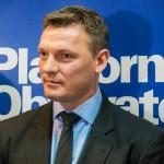Paweł Papke liderem listy PO w wyborach do Europarlamentu