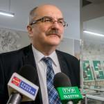 Norbert Kasparek odebrał nominację profesorską