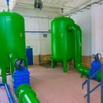 Lekcja o czystości wody w olsztyńskich wodociągach