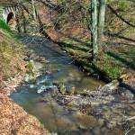 Sytuacja hydrologiczna na Wysoczyźnie Elbląskiej i Żuławach wraca do normy