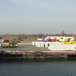 Elbląski port na plusie