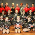 Elbląskie cheerleaderki stają do walki o obronę tytułu MP