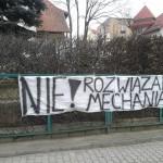 """Gmina Ełk broni protestującego """"mechanika"""""""