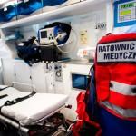 Trzy osoby trafiły do szpitala po tym, jak zatruły się czadem
