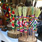 Zobacz, które ozdoby najczęściej pojawiły się w kościołach w Niedzielę Palmową