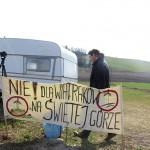Trwa spór o budowę wiatraków w Lekitach