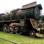 Kolej(ne) zabytki ełckiej kolei