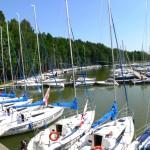 Marina w Rucianem-Nidzie najładniejszym portem w Polsce