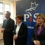 Wiceprezes PiS z wizytą na Warmii i Mazurach