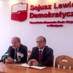 Kandydaci SLD zaprezentowali się w Olsztynie