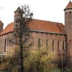 Konserwacja zamku biskupów w Lidzbarku Warmińskim