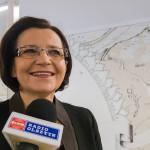 Anna Wasilewska kandydatem PO w wyborach prezydenta Olsztyna