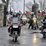 PiS: rosyjscy motocykliści w Pieniężnie to prowokacja