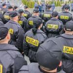 Warmińsko-mazurskiej policji przybyło funkcjonariuszy