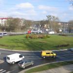 Zamkną ul. Pieniężnego, a rondo Ofiar Katastrofy Smoleńskiej zamieni się w turbinowe. Sprawdź, jakie zmiany czekają kierowców w weekend