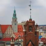 Straż miejska otoczyła ochroną olsztyński ratusz. Do tej pory w budynku zamiast ochroniarzy byli portierzy