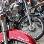 Parada motocykli i koncert rockowy głównymi atrakcjami 9 Warmińskiej Motomajówki
