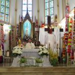 Msza Święta Rezurekcyjna w Rozogach – zobacz zdjęcia