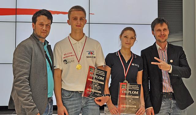 Olsztyńscy Fryzjerzy Ze Złotymi Medalami Radio Olsztyn