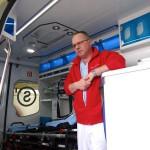 Braniewo ma nowoczesny ambulans za pół miliona