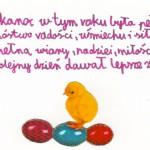 Świąteczne kartki od młodych ambasadorów zdrowia