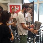 Olsztyńscy fryzjerzy ze złotymi medalami