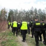 Poszukiwania zaginionej 87-latki