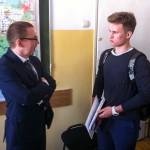 Grzegorz Radziejewski zdradził jak zrobić unijną karierę