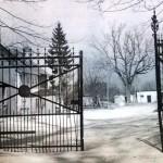 Ukradli zabytkową bramę i sprzedali ją na złom