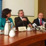 Spotkanie przedstawicieli rządu i samorządu w Elblągu