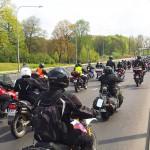 Motocykliści z całej Polski rozpoczęli sezon w Olsztynie