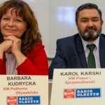 Kudrycka (PO) i Karski (PiS) zdobyli mandaty do PE